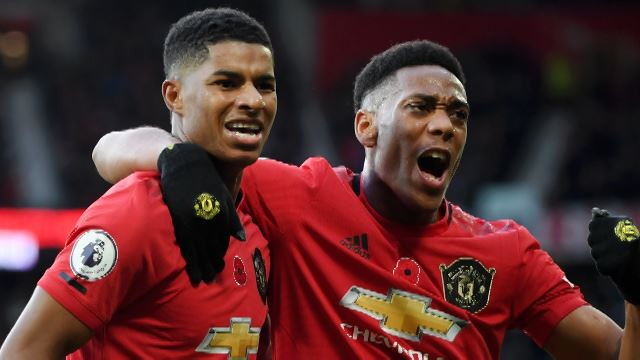 MD12 : Manchester United 3-1 Brighton